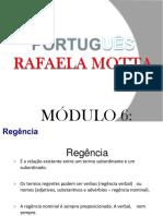 Slides Portugues Modulos 6 e 7