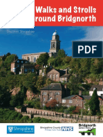 Walk and Strolls Around Bridgnorth