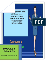 Module 6 Educ 209