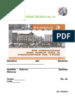 Cuadernillo de Historia de 2do 3er. Bim BUENO