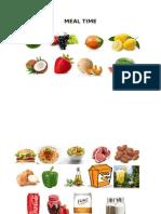 Poster Food