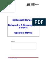Seaking Bathy Manual