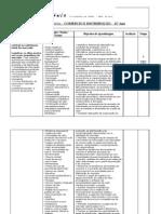Plan. anual de  Comércio Distribuição - 12º