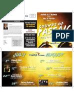 Sounds of Passaic Summer Concert Series 2010