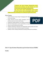 Standar Akreditasi Pkm 20