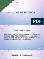 Polucion-ecologia