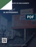 Revista Aniversario