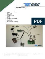 All System UAV Manual