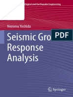 (Geotechnical, Geological and Earthquake Engineering 36) Nozomu Yoshida (Auth.)-Seismic Ground Response Analysis-Springer Netherlands (2015)