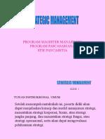 03 Strategic Management (Slide)