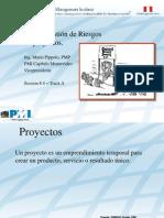 Riesgos Uruguay PMI Peru Congreso 2007