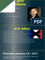 early republic - adams jefferson