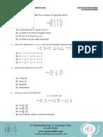Matemáticas Suboficiales 20131