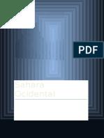 Sahara Ocidental - Um Conflito Negligenciado