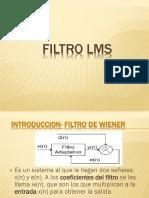Filtro LMS