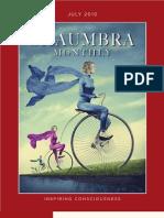 Shaumbra Monthly Magazine - July 2010