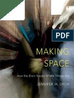 Making Space - Jennifer M. Groh