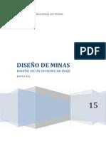 DISEÑO DE MIINAS