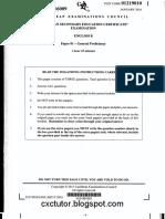 CSEC Jan 2016 - English B - Paper 01 - cxctutor.blogspot.com.pdf
