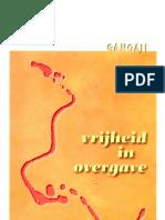 Gangaji - Vrijheid in overgave