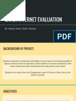 safer internet evaluation