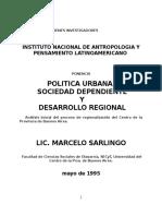 SARLINGO REGIONINTOAR 95