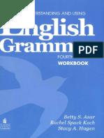 Understanding And Using English Grammar Betty Schrampfer Azar Pdf