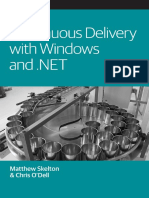 Continuous Delivery With Windows and Net