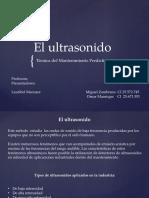El Ultrasonido