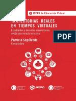Trayectorias Reales en Tiempos Virtuales - Patricia Sepulveda (Compiladora)