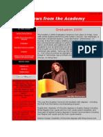 IADT Seattle Summer 2009 Newsletter