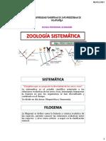 Practica 1 Cladogramas