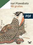 Kawabata, Yasunari - Mil grullas (r1.0 jugaor).epub