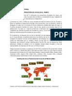 Produción Internacional y Nacional( 3ra Parte a)