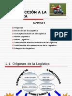 Introducción a La Logistica