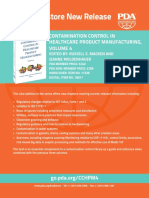 Contamination Control in Healthcare Product Manufacturing, Volume 4