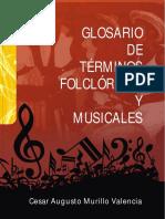 DICCIONARIO DE TERMINOS FOLKLORICOS MUSICALES