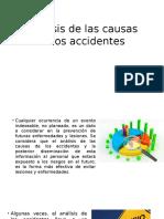 Análisis de Las Causas de Los Accidentes