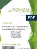 3. L1-L3 Nanoparticulas Magneticas Como Agentes de Diagnostico in Vivo