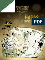 Maza. Hadas en Chapultepec