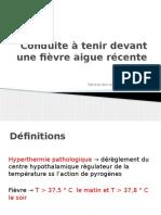 Infectieux4an-Td Fievre Aigue Charaoui