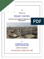 Project Report- Dv 27 Jul