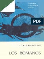 Los romanos - Balsdon.pdf
