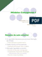 Modelos Conceptuais I