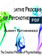 Creative Process of Psychotherapy