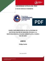 Aragon Joel Plataforma Gestion Red Sensores Calidad Ambiental Rio Napo Anexos