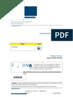 ESTADISTICA Evaluación a Distancia Henry Guarnizo Quesada- I Bimestre