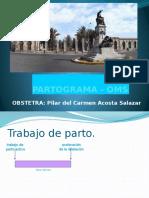 Partogramaoma Segun Guias Nacionales 2004