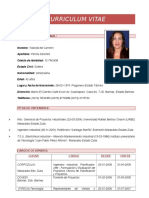 Curriculo Yolanda Pernia