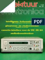 Elektuur 255 1985-1